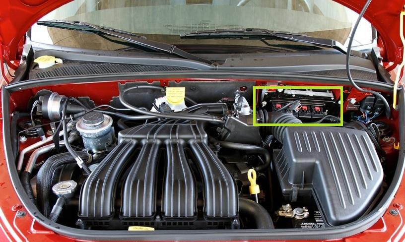 06 Pt Cruiser Pcm Wiring Diagram - Wiring Diagram
