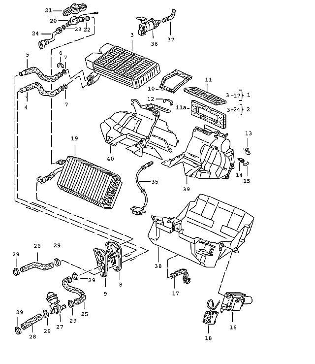 2001 grand caravan ac diagram af 5662  dodge caravan cooling system diagram schematic wiring  dodge caravan cooling system diagram