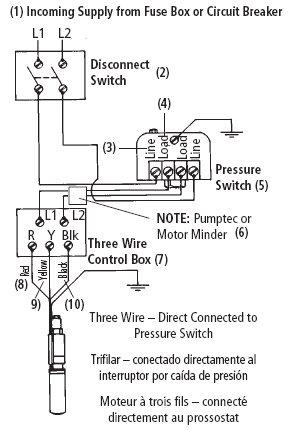 af2584 wiring well pump control box free diagram