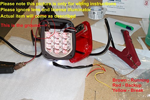jeep wrangler tail lights wiring installation dt 6193  jeep wrangler tj tail light wiring diagram  jeep wrangler tj tail light wiring diagram