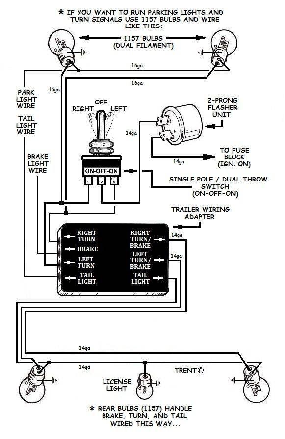 Amazing Turn Signal Light Wiring Diagram Basic Electronics Wiring Diagram Wiring Cloud Rdonaheevemohammedshrineorg