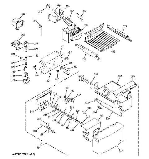 BC_4029] Wiring Diagram On Ge Profile Refrigerator Water Line Diagram Free  Diagram | Ge Ice Maker Dispenser Wiring Schematic |  | Hemt Leona Odga Mohammedshrine Librar Wiring 101