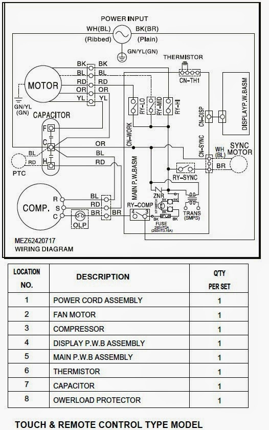 Admirable Air Conditioning Compressor Wiring Diagram General Wiring Diagram Data Wiring Cloud Monangrecoveryedborg