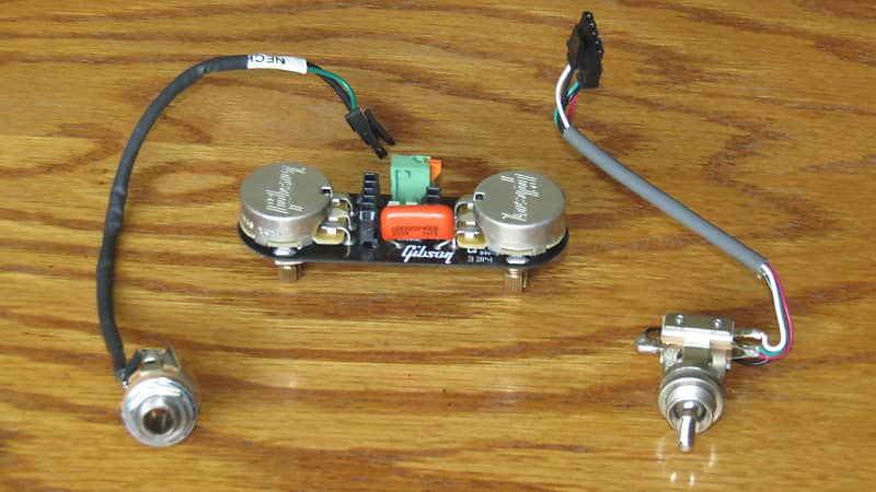 Sensational 2015 Gibson Usa Les Paul Special Quick Connect Wiring System Reverb Wiring Cloud Itislusmarecoveryedborg