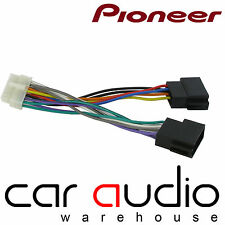 Magnificent Pioneer Wiring Harness Products For Sale Ebay Wiring Cloud Licukshollocom