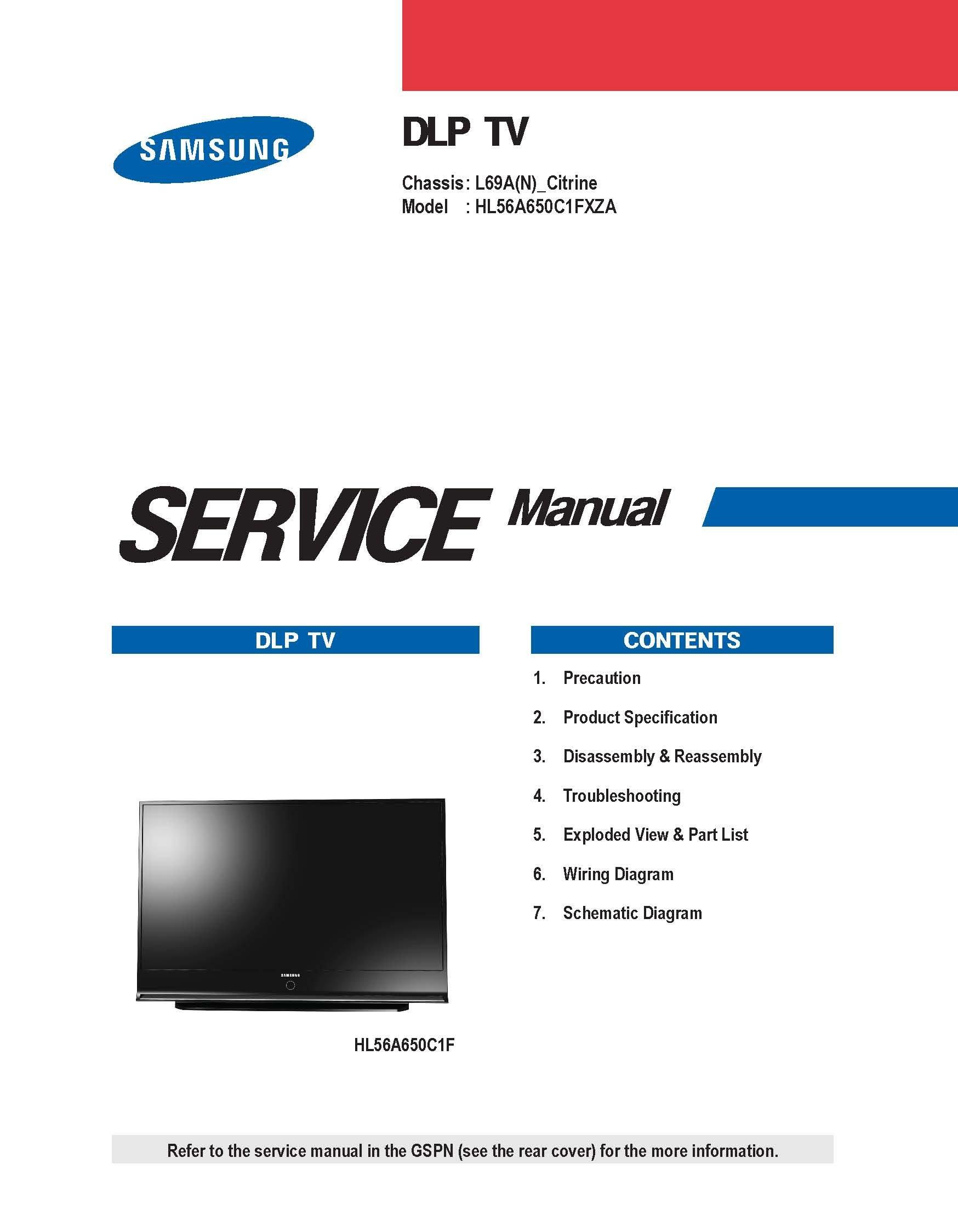 Samsung Microwave Service Manual Smh9187st  U2013 Bestmicrowave