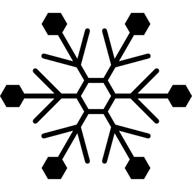 Pleasing Snowflake Of Hexagonal Shape With A Central Circle And Auto Wiring Cloud Apomsimijknierdonabenoleattemohammedshrineorg