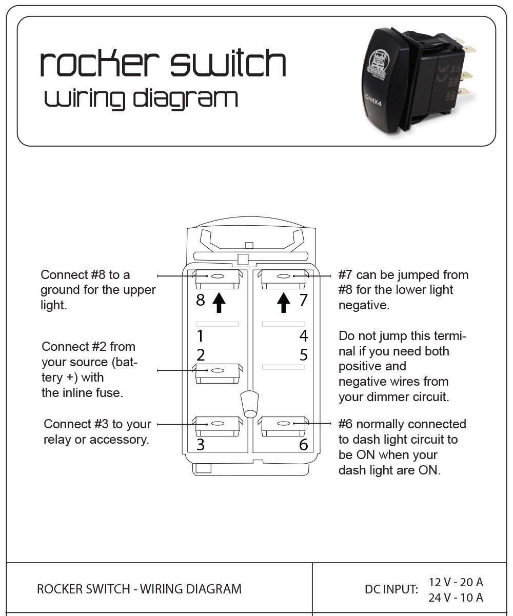 Et 6963 Rocker Switch Wiring Diagram On Carling Switch Wiring Diagram 5 Pin Schematic Wiring