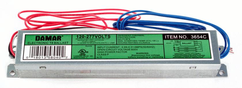 Oo 1046  Damar Ballast Wiring Diagram Free Diagram