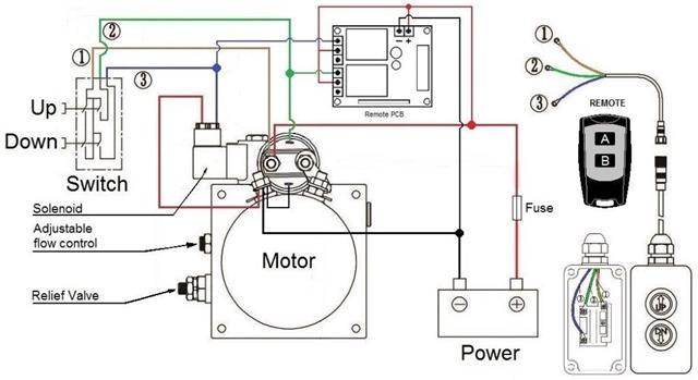 Diagram 12v Hydraulic Pump Solenoid Wiring Diagram Full Version Hd Quality Wiring Diagram Diagramm Discountdellapiastrella It