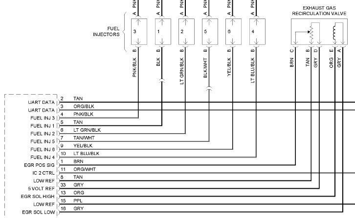 Cn 8710 Gm Egr Wiring