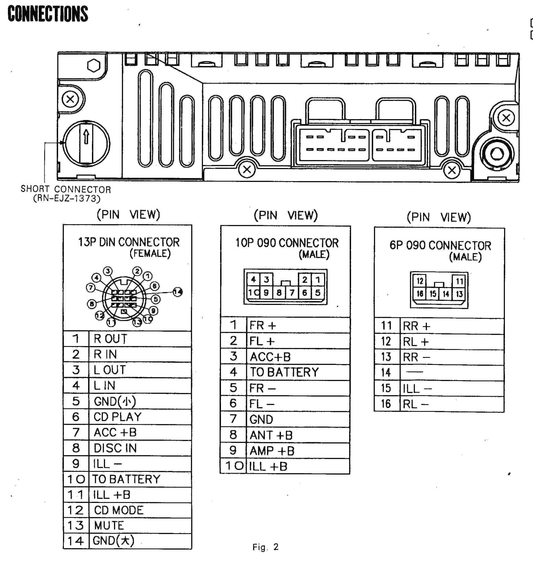 2000 Vw Golf Radio Wiring Diagram