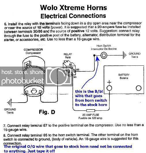 wolo horn wiring diagram fiamm relay wiring diagram pro wiring diagram  fiamm relay wiring diagram pro wiring