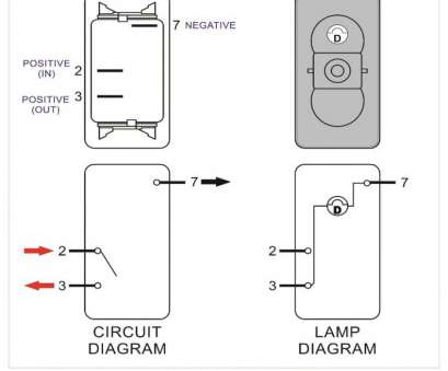 carling switch toggle spdt 2770h wiring diagram  4 pin 120