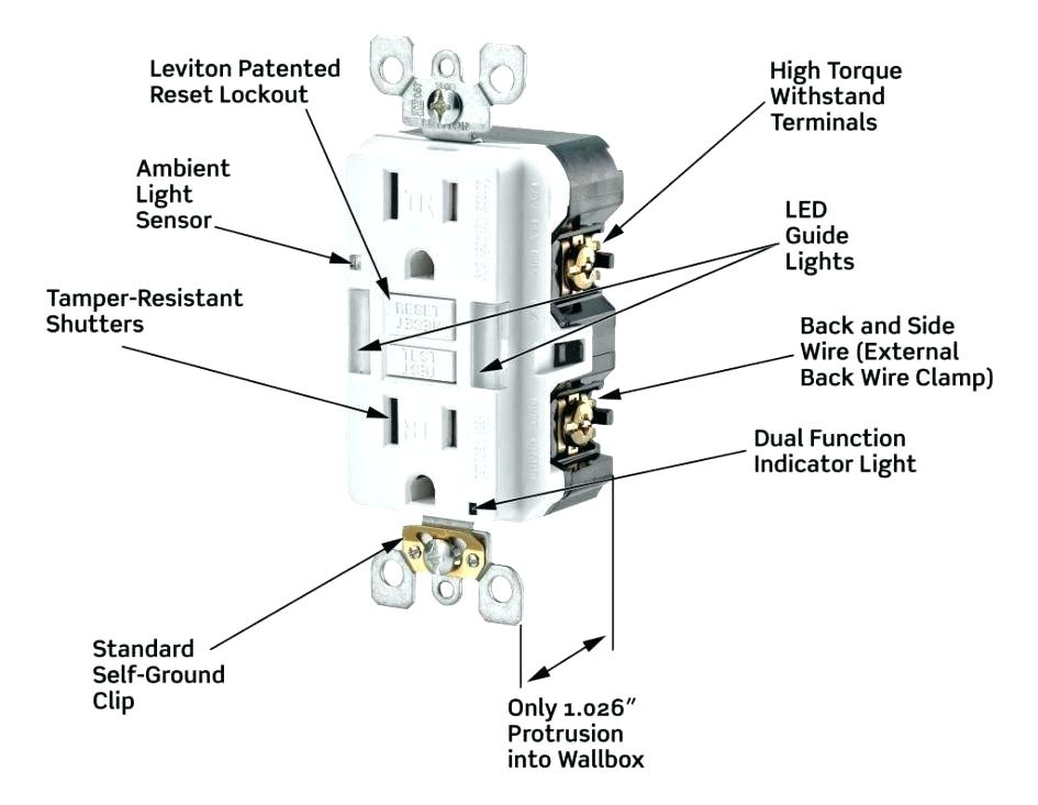 Leviton Dual Light Switch Wiring