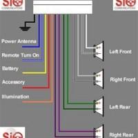 Pioneer P5100ub Wiring Diagram 2003