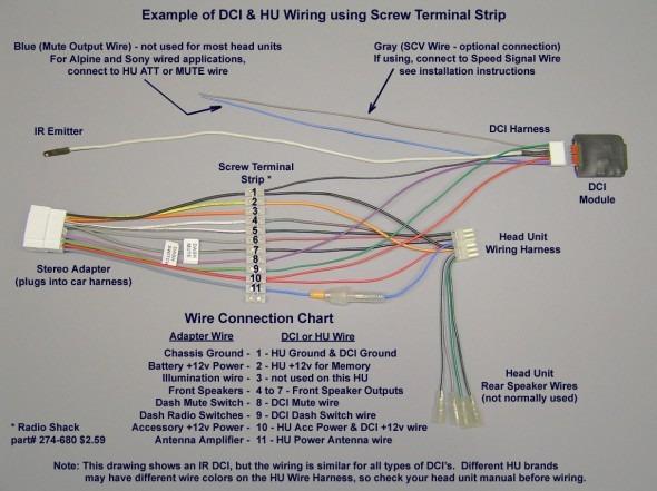pioneer wiring diagram 2 fly  1968 amx wiring diagram