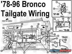 bronco engine diagram rc 5152  1978 bronco tailgate wiring diagram wiring diagram  1978 bronco tailgate wiring diagram