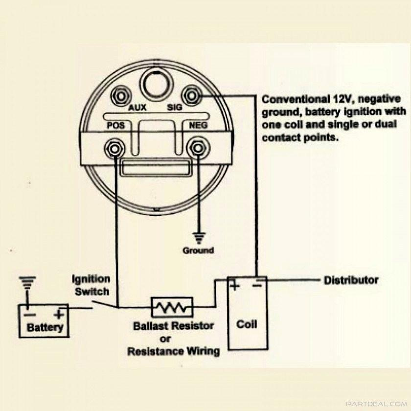 stewart warner tachometer wiring diagram  06 ford escape