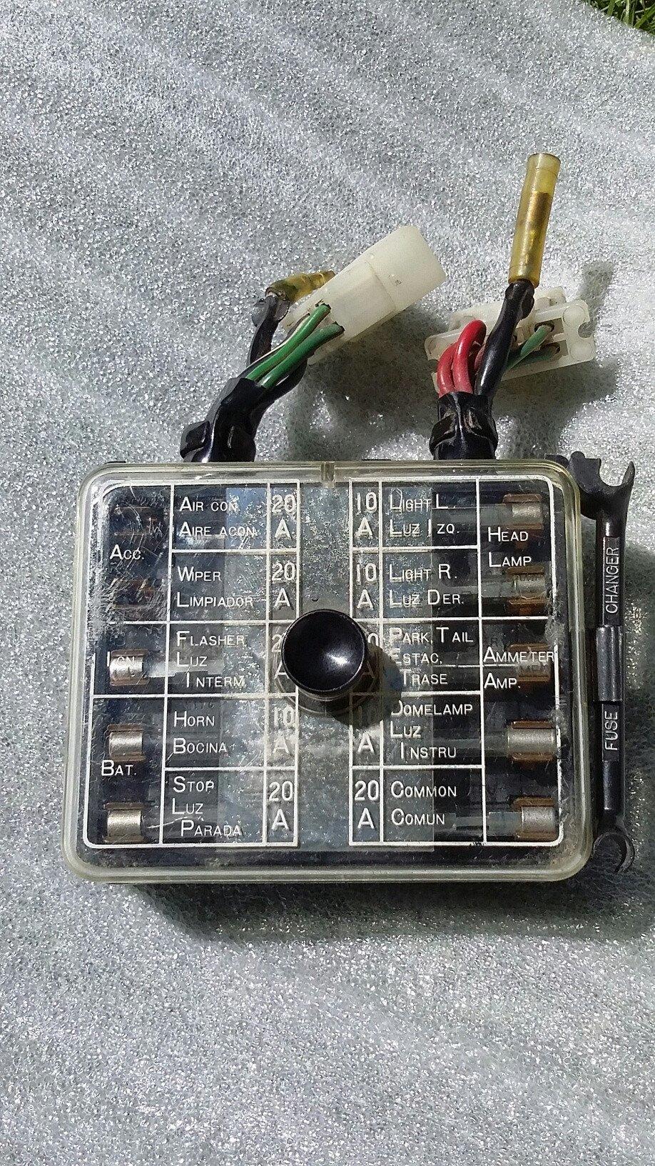 1977 280z Fuse Box Flame Sensor Wiring Diagram Dodyjm Sampwire Jeanjaures37 Fr