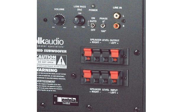 polk audio subwoofer wiring diagram  traffic light wiring