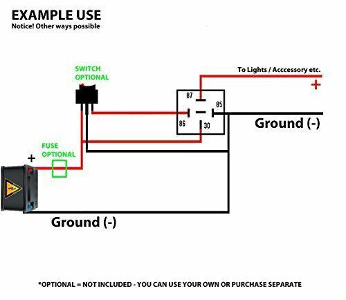 NN_9641] Genssi Led Wiring Harness Free DiagramUnnu Vell Rele Mohammedshrine Librar Wiring 101