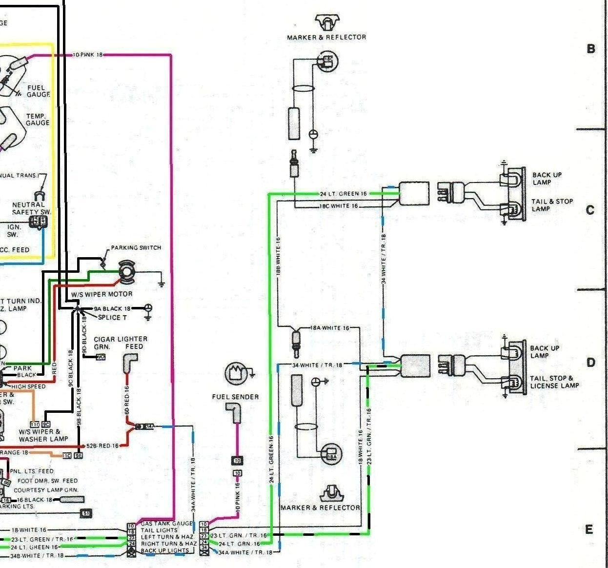 Jeep Cj7 Headlight Wiring Wiring Diagram General A General A Emilia Fise It