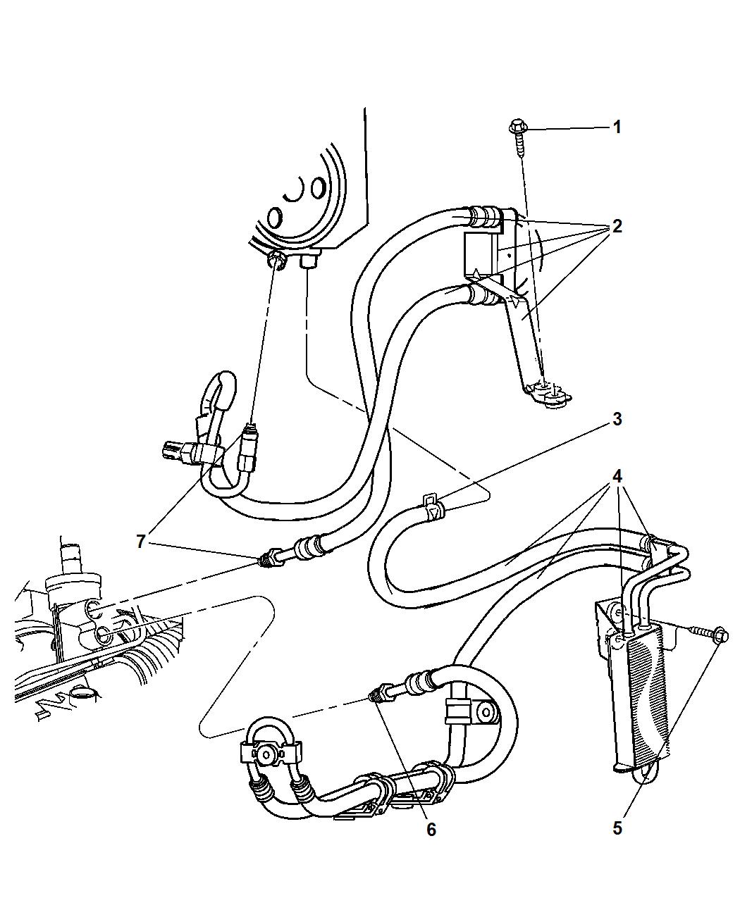 Cd 9155 2006 Jeep Liberty Hose Diagram Free Diagram