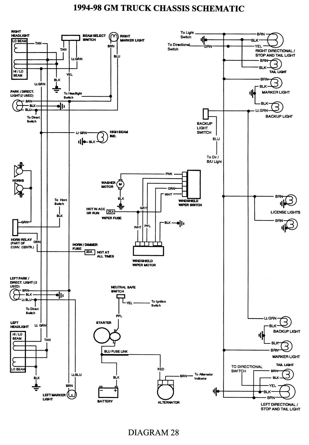 [DIAGRAM_38ZD]  AN_9536] Gmc Wiper Switch Wiring Diagram   Switch Gm Diagram Wiring 12498581      Acion Hyedi Mohammedshrine Librar Wiring 101