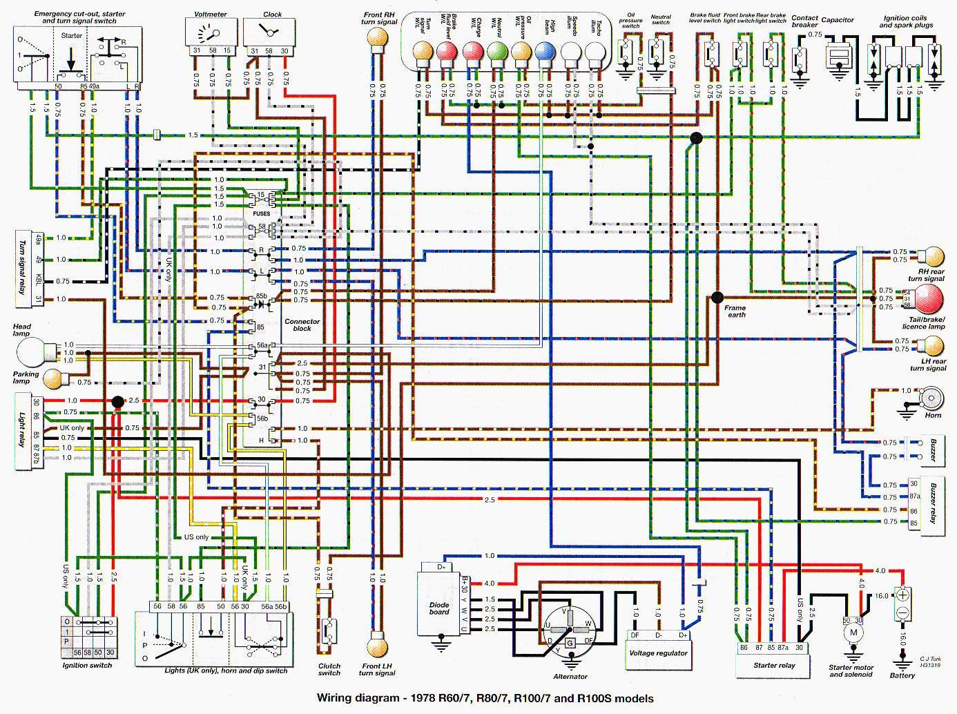 WA_5224] R1200C Wiring Diagram Schematic WiringWww Mohammedshrine Librar Wiring 101