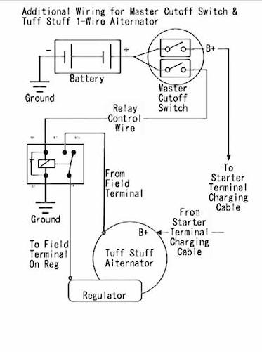 tuff stuff winch wiring diagram  tca1006d wiring diagram