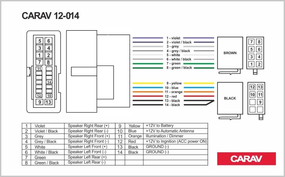2011 ford fusion audio wiring diagram kia k2700 stereo