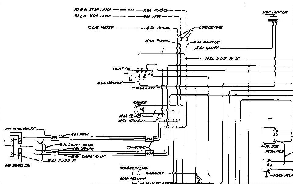 54 Chevy Turn Signal Wiring Diagram Wiring Diagram Correction Correction Cfcarsnoleggio It