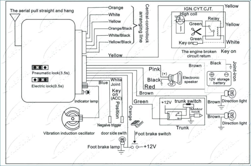 rn8645 car alarm system wiring diagram wiring diagram