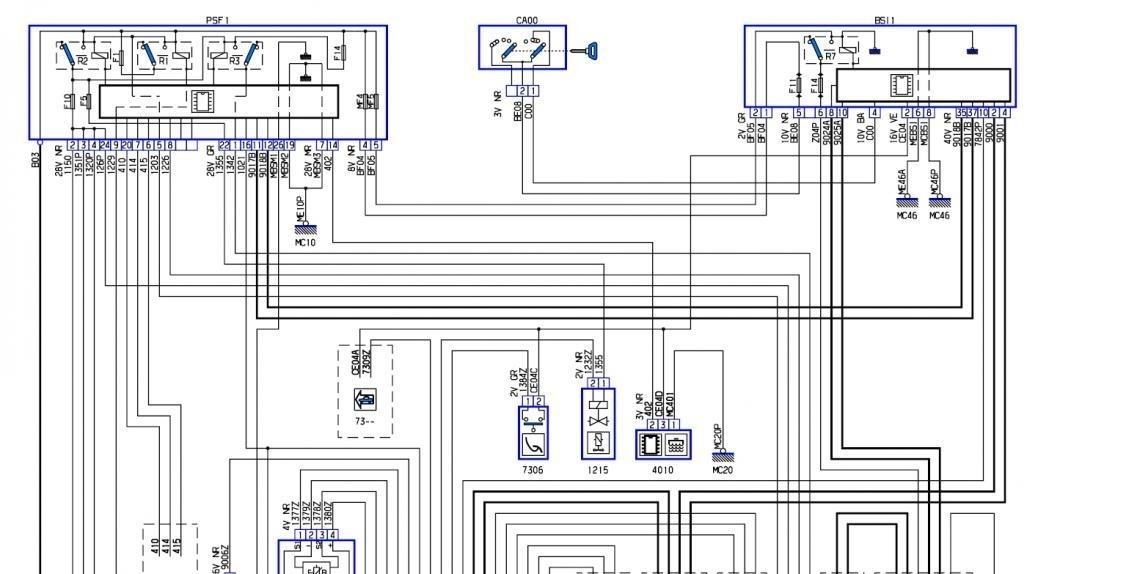 citroen berlingo wiring diagram zd 9920  peugeot 806 central locking wiring diagram schematic wiring  peugeot 806 central locking wiring