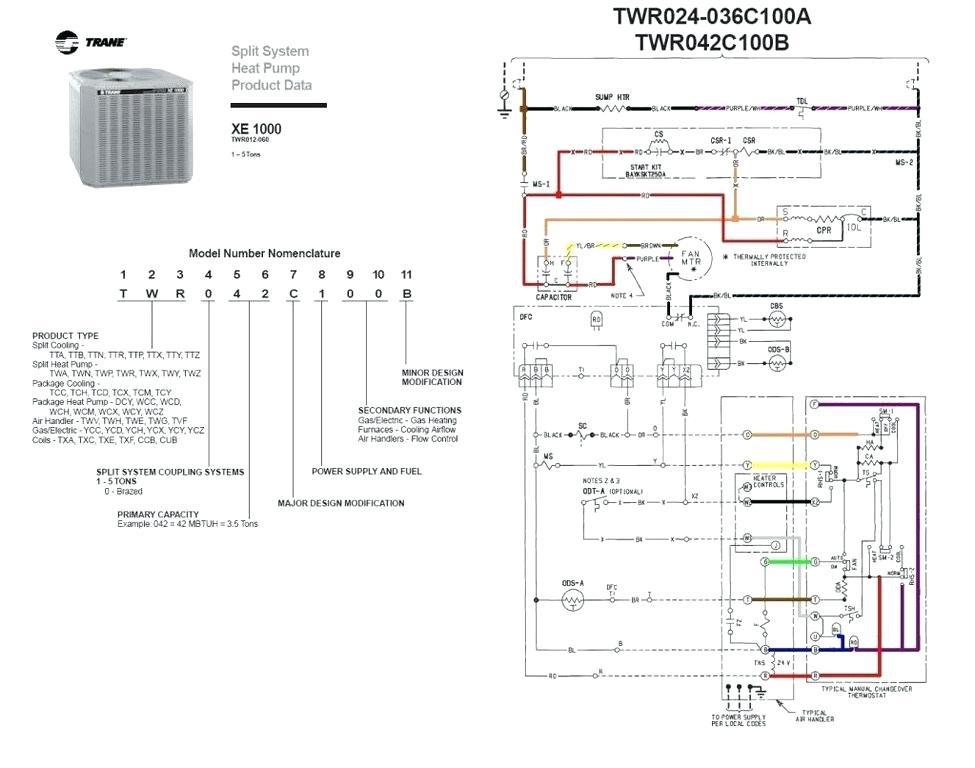lk4606 goodman air handler wiring diagrams to download