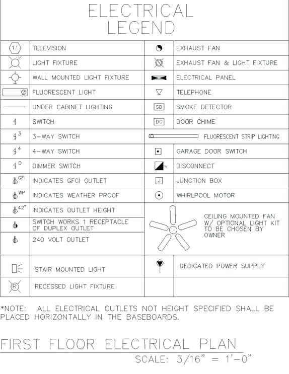Ds 5508 Electrical Plan Light Symbol Wiring Diagram