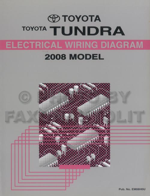 Cool 2008 Toyota Tundra Wiring Diagram Manual Original Wiring Cloud Faunaidewilluminateatxorg