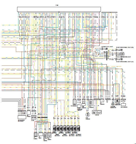 Nc 1639 Gsxr 1000 Wiring Diagram Schematic Wiring