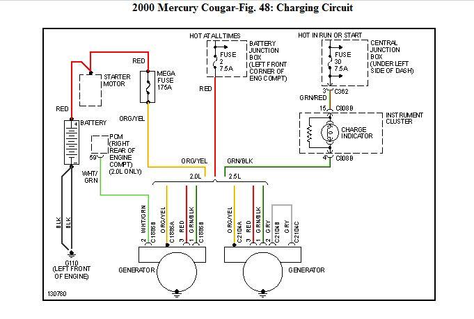 CE_1318] 2000 Mercury Cougar Wiring Diagram 2000 Mercury Cougar Wiring  Schematic Wiring | 99 Mercury Cougar Fuel Pump Wiring Diagram |  | Kicep Istic Amenti Epsy Pead Favo Scoba Mohammedshrine Librar Wiring 101