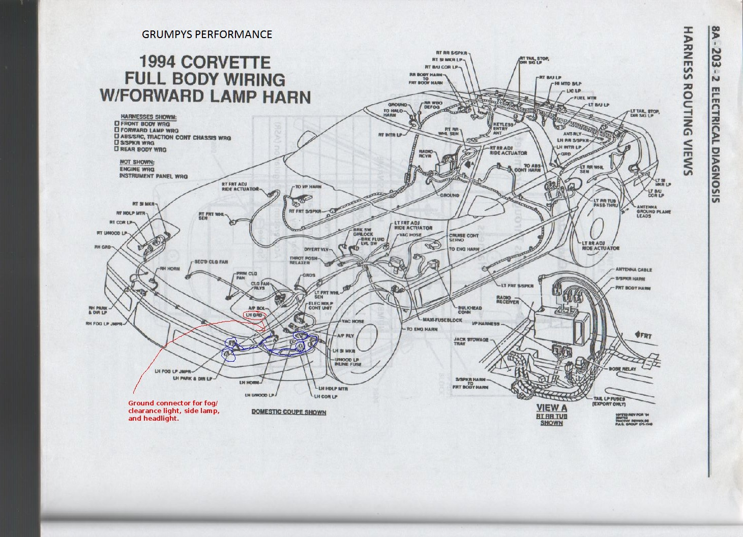 1999 corvette wiring diagram gb 0883  c5 corvette wiring diagram download diagram  gb 0883  c5 corvette wiring diagram