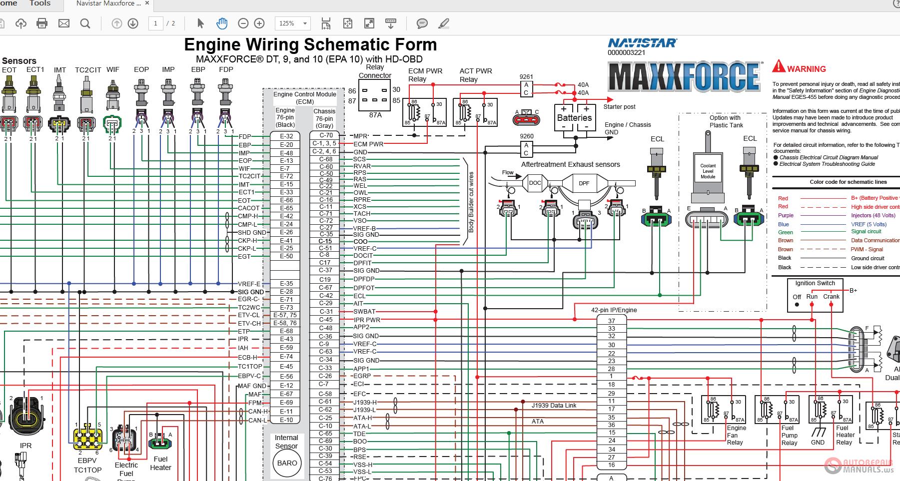 [SCHEMATICS_48ZD]  WZ_3764] Maxxforce Dt Wiring Diagram Download Diagram | International Engine Wiring Diagram |  | iosco.stica.aidew.illuminateatx.org