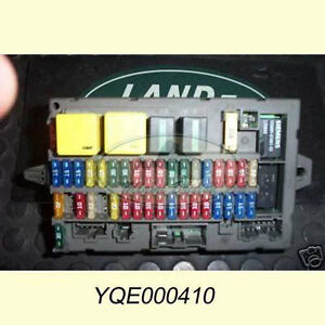 Marvelous Land Rover Discovery 2 Fuse Box Wiring Diagram Experts Wiring Cloud Ymoonsalvmohammedshrineorg