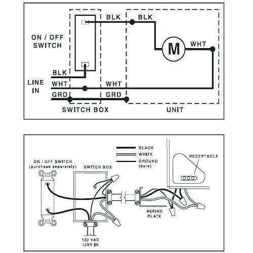 Broan Qtxe110sflt Wiring Diagram - Solenoid Starter Wiring Diagram for Wiring  Diagram SchematicsWiring Diagram Schematics