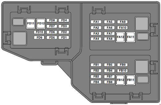 2004 land rover range rover fuse box diagram el 5891  land rover freelander fuse box diagram schematic wiring  land rover freelander fuse box diagram