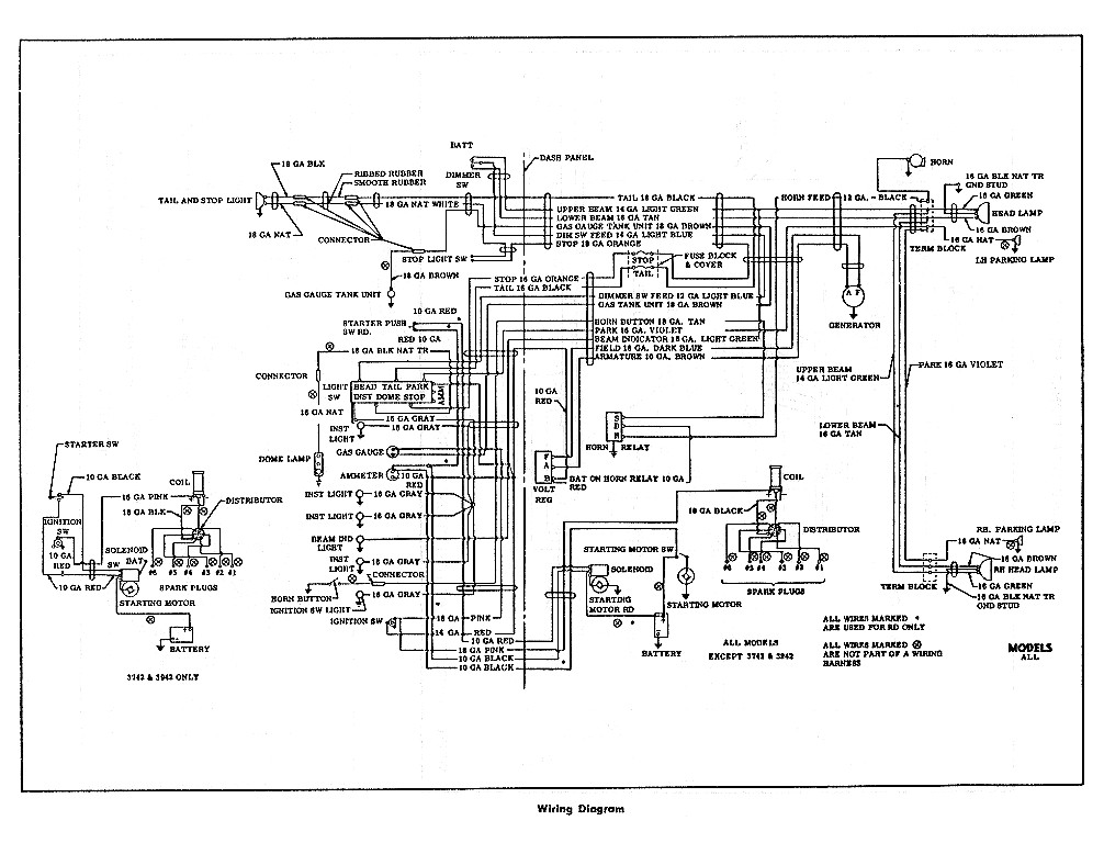 56 pontiac wiring diagram xe 7782  ignition circuit diagram for the 1949 54 ford 8 cylinder  circuit diagram for the 1949 54 ford