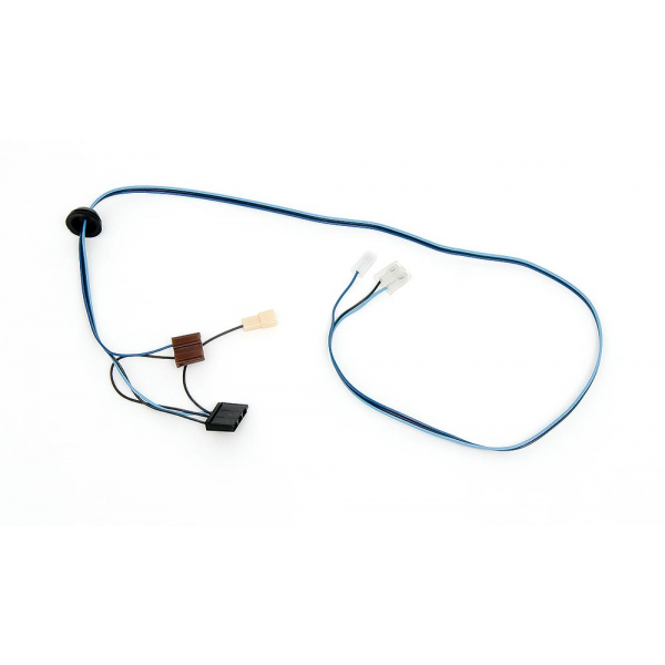 Nl 9382 Chevelle Windshield Wiper Motor Wiring Harness 2 Speed With Washer Schematic Wiring