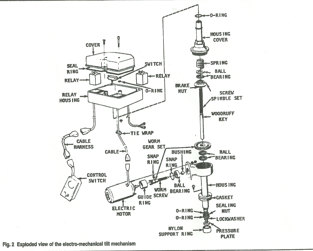 Dh 4628  Volvo Penta Outdrive Parts Diagram As Well Volvo