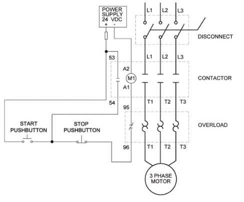 Superb Overload Relays Contactors Overloads Product Guides Wiring Cloud Orsalboapumohammedshrineorg