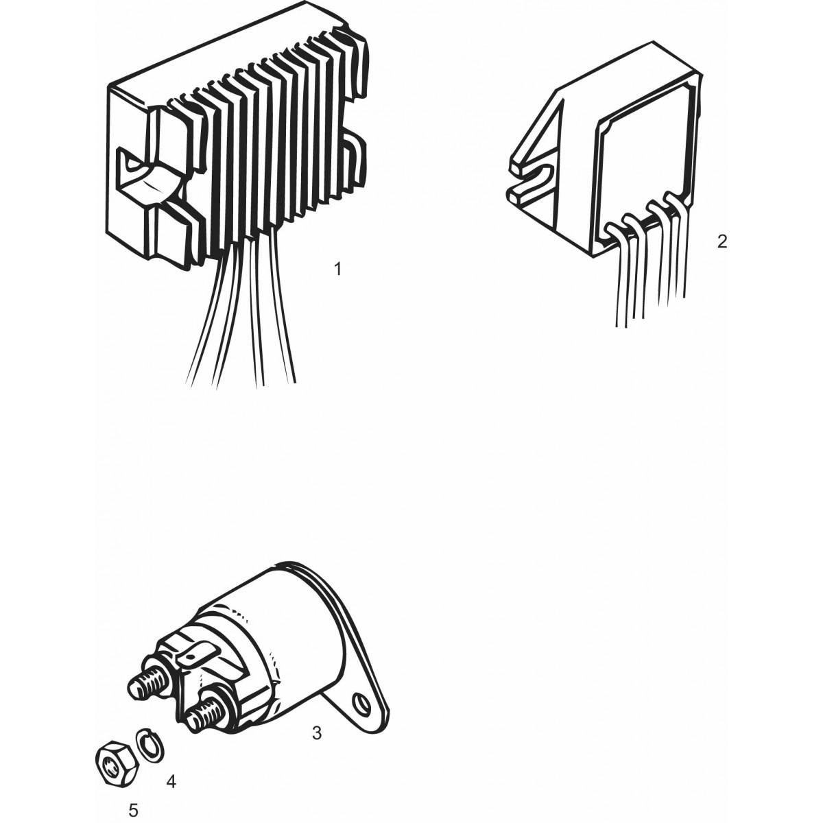 Marvelous Rotax Starters Generators 447 503 582 618 Rectifier Rel Wiring Cloud Xempagosophoxytasticioscodnessplanboapumohammedshrineorg